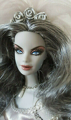 2015 HAUNTED BEAUTY Zombie Bride Barbie Doll Gold Label Collector • 278.99£