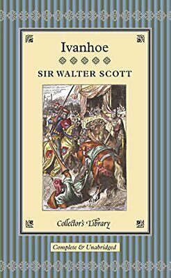 £6.80 • Buy Ivanhoe (Collectors Library) By Scott, Walter Hardback Book The Cheap Fast Free