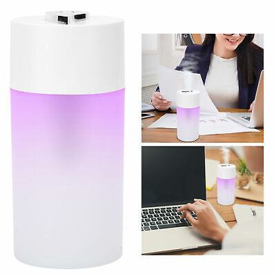 AU18.83 • Buy Essential Oil Diffuser USB Humidifier Quiet Large Capacity For Home Office