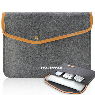 $13.92 • Buy [Multi-Pockets] 13  Laptop Sleeve Carrying Bag For MacBook Air Pro (M1, 2020)