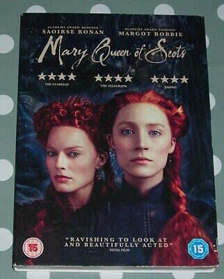 Mary Queen Of Scots Dvd • 1.99£