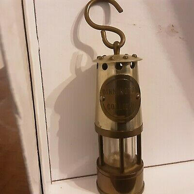Miniature Miners Lamp. • 10.50£