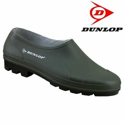 Mens Ladies Dunlop Wellingtons Wellies Garden Clog Waterproof Mucker Boots Shoes • 12.99£