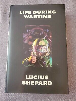 £18.05 • Buy Lucius Shepard / Life During Wartime / First Edition 1988