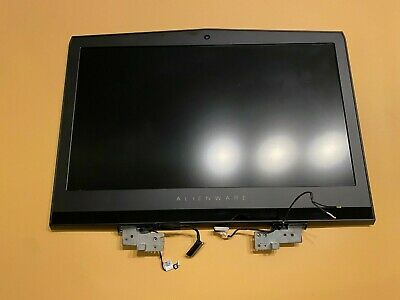 $ CDN125.52 • Buy Complete - Dell Alienware 17 R4 R5 FHD 17.3  LCD Screen Display Assembly GRAY