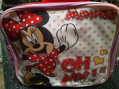Minnie Mouse Lunch Box -used Excelent Condition • 3.90£