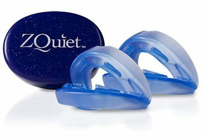 AU54.95 • Buy ZQuiet Anti Snoring Device - ALL NEW COMFORT 2 STEP SYSTEM (2 Packs)