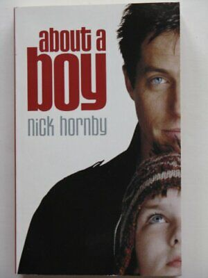 About A Boy By Hornby, Nick Book The Cheap Fast Free Post • 23.99£