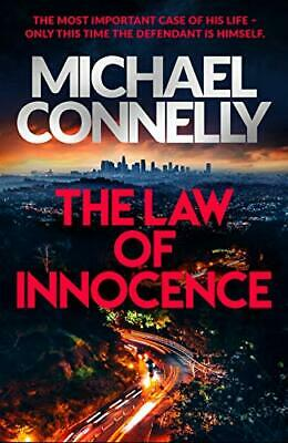 £3.99 • Buy The Law Of Innocence: The Brand New Lincoln Lawyer Thril... By Connelly, Michael