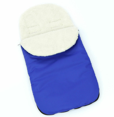 WARM LUXURY UNIVERSAL FOOTMUFF COMPATIBLE WITH Icandy Cherry PUSHCHAIR • 12.99£