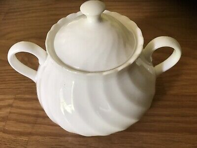 Wedgewood Candlelight Tea Set For 6 • 50£