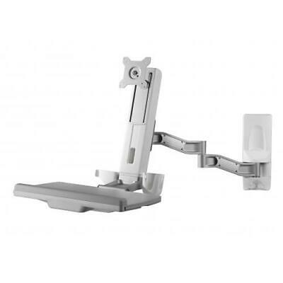 Amer AMR1WSL Monitor Mount / Stand 61 Cm (24inch) Grey • 200.01£