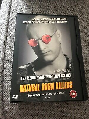 Natural Born Killers [DVD] [1994], Very Good DVD, Rodney Dangerfield,Tom Sizemor • 0.99£