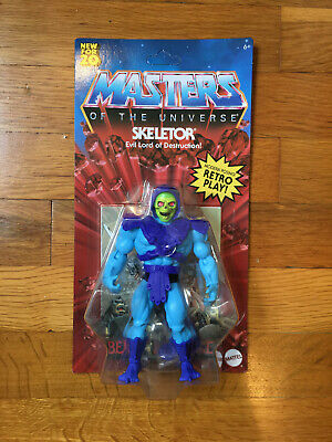 $19.99 • Buy Masters Of The Universe Origins Skeletor Action Figure Retro Play Unpunched