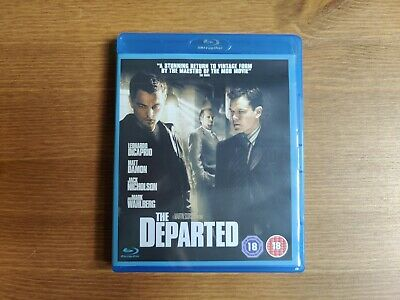 The Departed (Blu-ray, 2007) • 0.99£
