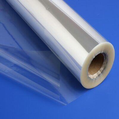 80cm Wide Clear Cellophane Roll,Florist Craft Film Wrap,Gift Hampers Christmas • 6.85£