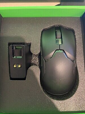 AU142.50 • Buy Razer Viper Ultimate Wireless Gaming Mouse With Charging Dock - Black