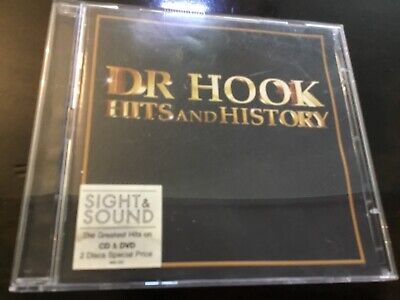 Dr Hook - Hits And History - Greatest Hits Cd And Dvd Set - A Little Bit More + • 3.99£