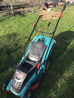 Bosch Rotak 40 Ergoflex Electric Lawnmower. Full Working Order. • 50£