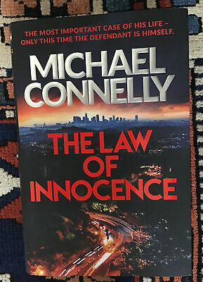 Michael Connelly. The Law Of Innocence.  • 5.50£