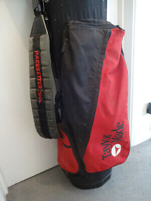 Taylor Made Golf Bag With Cover And Umbrella Unbranded • 25£