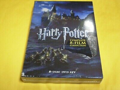$ CDN35.26 • Buy Harry Potter: Complete 8-Film Collection   (8 DVD Set, 2011)  W/Slipcover   NEW