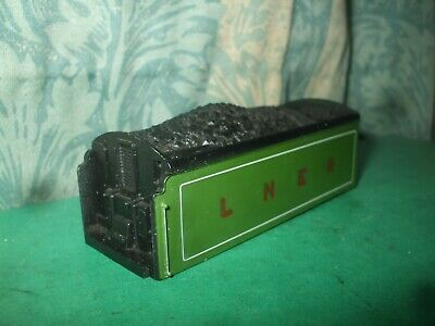 HORNBY LNER A1/A3/A4 APPLE GREEN CORRIDOR TENDER BODY ONLY - No.2 • 14.95£