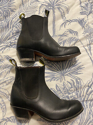 AU150 • Buy Womens RM Williams Boots Size 8G