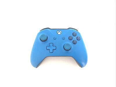 AU32 • Buy Microsoft Xbox One S Blue Wireless Controller - Preowned