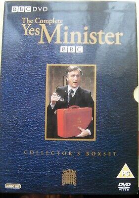 The Complete Yes Minister Collector's Boxset • 5£