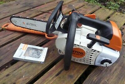 """View Details Year 2017 Stihl MS201T 12"""" Bar. • 315.00£"""