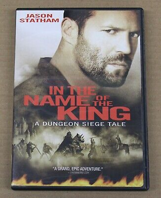 In The Name Of The King DVD Jason Statham • 1.43£