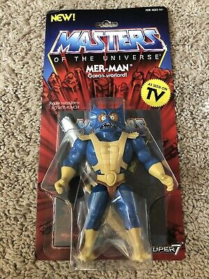 $29.99 • Buy Super 7 Masters Of The Universe He-man Motu Mer-man Action Figure Complete