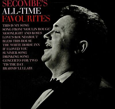SECOMBE'S ALL-TIME FAVOURITES Harry Secombe Collectable 12  Vinyl LP Kb • 11.99£