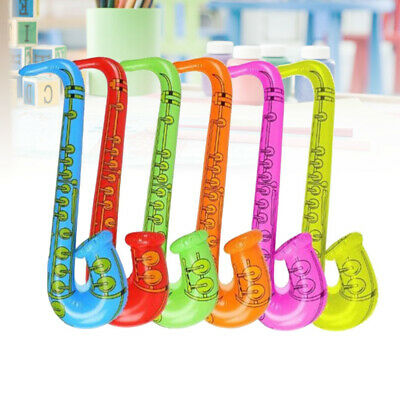 6PCS Inflatable Musical Rock Band Instruments Cool And Fun Inflatable Musical In • 8.84£