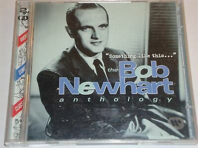 Bob Newhart - Something Like This...The Bob Newhart Anthology  CD Album • 3.99£