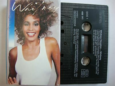 Whitney Houston - Whitney - Cassette Tape I Wanna Dance With Somebody • 2.99£