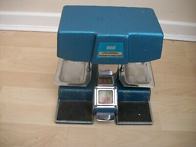 Omal Post Office Money Scales • 8£