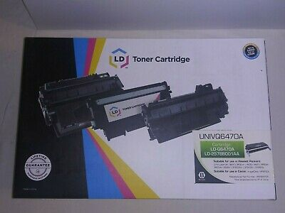 $ CDN25 • Buy LD-Q6470A (Black) Remanufactured Toner Cartridge Replacement For HP 501A