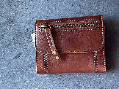 Brand New Fossil Leather Purse • 15.99£