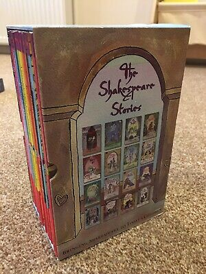 The Shakespeare Stories - 16 Books By Andrew Matthews And Tony Ross (2016,... • 0.99£