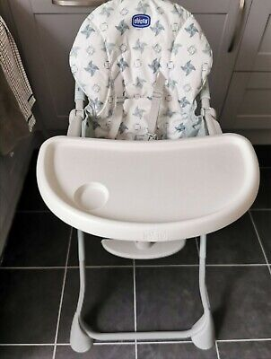 Chicco Highchair • 10£