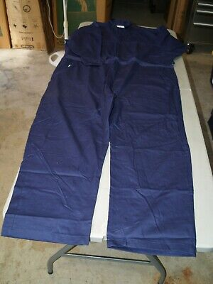 $25 • Buy  Coveralls Size 58 3xl Commercial Grade 100% Cotton