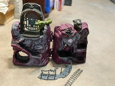 $27 • Buy MOTU Snake Mountain - Used Masters Of The Universe Castle