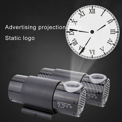The New Living Room Projection Clock Wall Clock Electronic Clock Projection • 79.54£