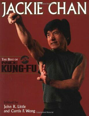Jackie Chan (The Best Of Inside Kung-Fu) By Curtis F. Wong Paperback Book The • 19.99£