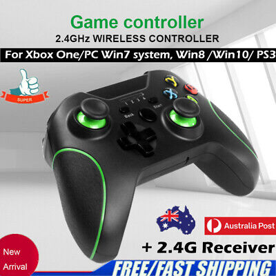 AU51.59 • Buy New Microsoft Xbox One Controller Wireless Game Gamepad For Xbox One/ Windows PC