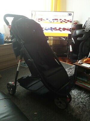 BabyStart Deluxe 3 Wheeler Baby Pushchair Black  • 22£