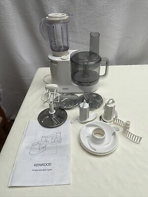 Kenwood Food Processor FP505 With All Attachments Plus A Braun 300 Watt Whisk • 19.99£
