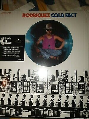 Rodriguez - Cold Fact - Reissue (12  VINYL LP) Sugar Man Played Once.  • 12£